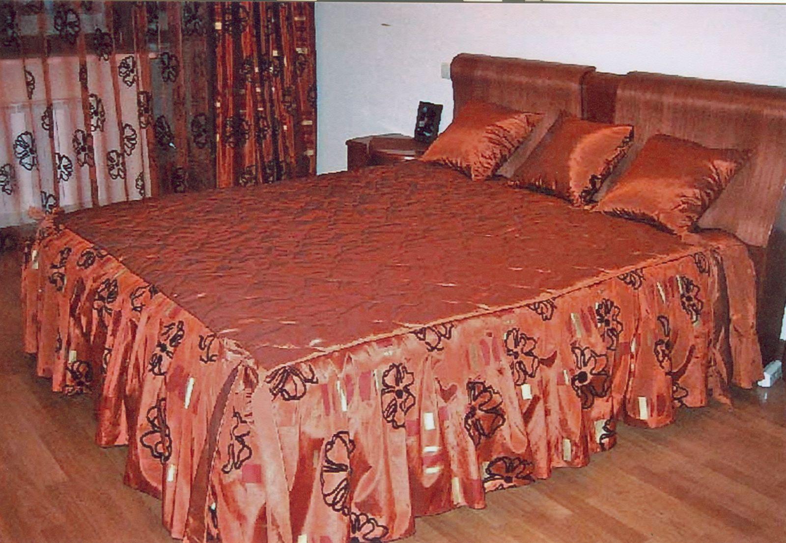 Покрывала на кровать для спальни своими руками 22